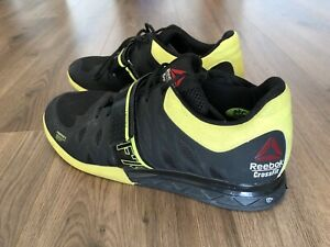 Reebok crossifit power lifting shoes