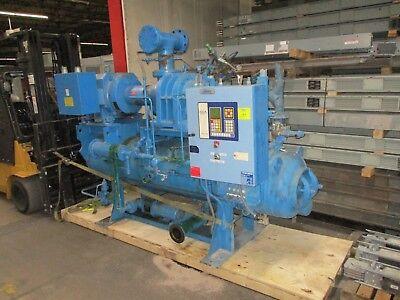 Gea Fes Ammonia Compressor 230gl 300hp Micro Iii Controller Mfd 2001 Used