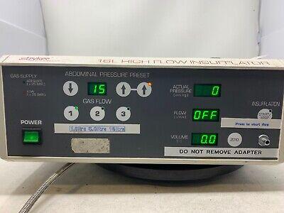 Stryker Endoscopy 620-030-300 16l Liter High Flow Insufflator Machine Unit Mw