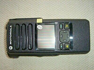 New Genuine Motorola Pmln7624a Apx900 Uhf M2 Housing Inc Free Shipping