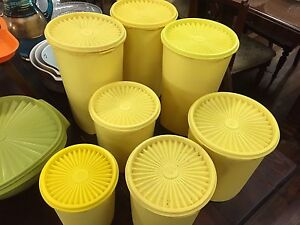 Vintage Tupperware container Maryborough Fraser Coast Preview