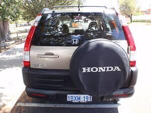 2004 Honda CRV Wagon Victoria Park Victoria Park Area Preview
