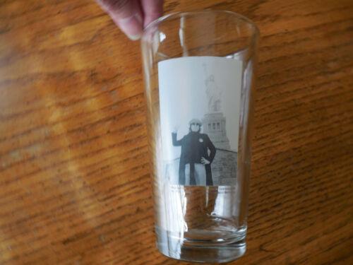 drinking glass John Lennon
