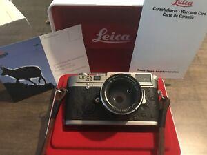 Leica M6 titanium edition- Zeiss Sonnar 50mm f1.5