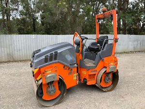 Hamm HD12  Vibrating Roller Londonderry Penrith Area Preview