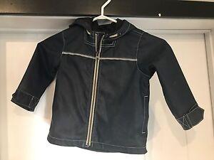 Boys 2t rain jacket