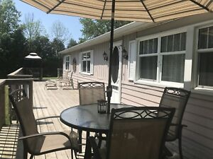 Lake Huron Cottage rental near Grand Bend