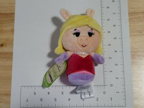 2015 Hallmark Itty Bittys Disney The Muppets Miss Piggy Plush NWT New with Tags