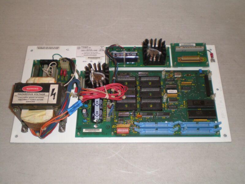 Allen Bradley 2700C-S2 Series B Circuit Control Board PCB 46702-006-51 Free Ship