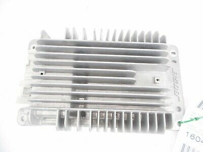 04-07 Hummer H2 SUV Amplifier Audio Amp OEM BOSE