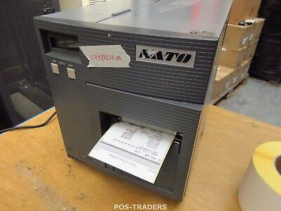 """SATO CL408E Parallel Thermo Label Drucker REWINDER 203dpi 4.1"""" 104mm - 34580.4 M"""