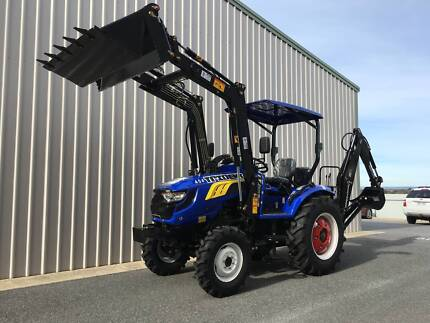 Brand New TRIDENT 40HP Tractor with 4in1 Bucket Lonsdale Morphett Vale Area Preview