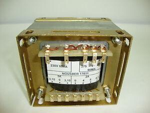 TRANSFORMADOR-DE-RADIO-ANTIGUA-275-0-275V-65VA-PARA-6-VALVULAS-R5-17031-2