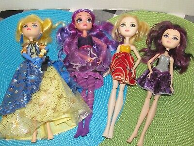 MONSTER HIGH FOREVER AFTER DOLL LOT