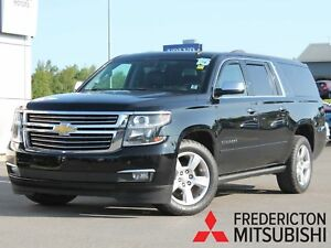 2015 Chevrolet Suburban 1500 LTZ 4X4 | HEATED/COOLED LEATHER...