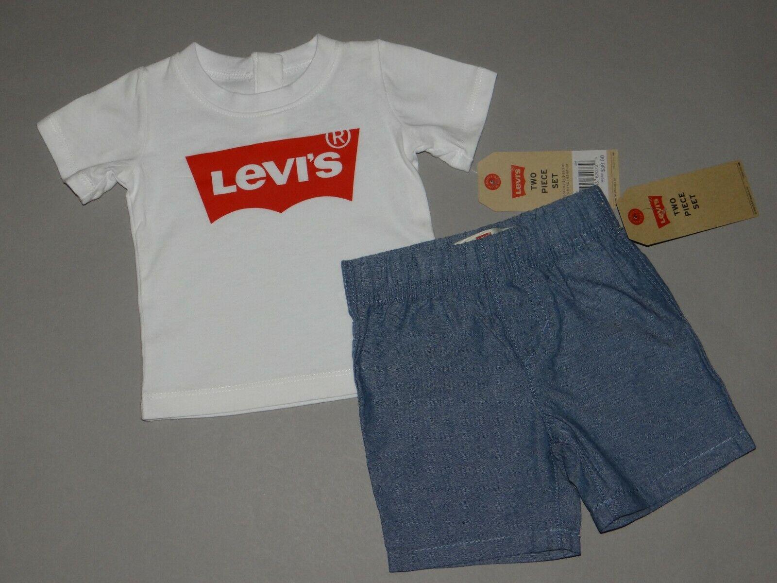 Baby boy clothes, 18 months, Levis 2 piece set/ SEE DETAILS