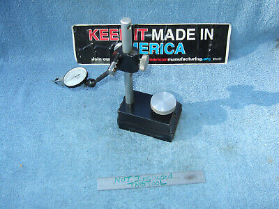 Brownsharpe Surface Gage Mg-1 Wbrownsharpe .00005 Inspection Tool Grinder