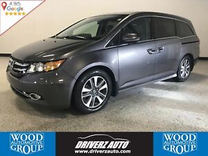 2014 Honda Odyssey Touring NAVIGATION, REAR ENTERTAINMENT, LE...