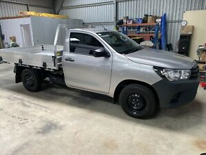 2019 Toyota Hilux Workmate Petrol