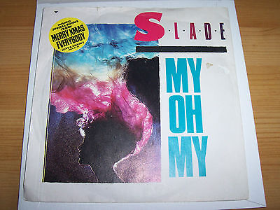 "Slade - My Oh My - 7 "" Single"