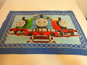 Thomas the Train and Friends Twin Size Bed Pillowcase