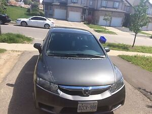 VERY CLEAN 2010 HONDA CIVIC DX-G CERTIFY AND E-TEST