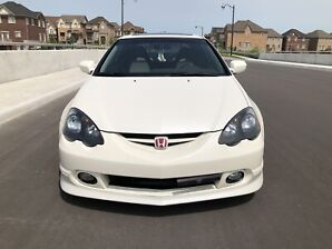 2003 Acura RSX Type-S (Pearl White)