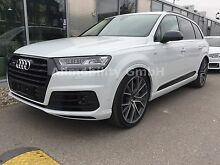 Audi SQ7 4.0 TDI Keramik Pan Matrix Head Up RSE 22