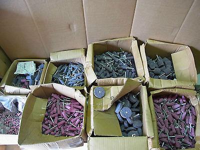 Schleifstifte 3,6,8,10 mm Schaft von Schleifscheibenfabrik Rottluff/Lukas