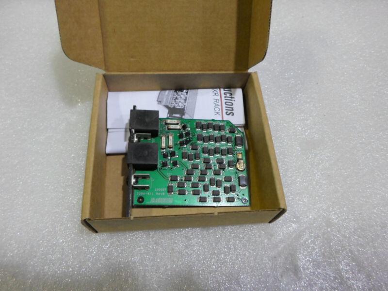 Transtector 1000-1194 1000bt 2200-471 Dxr 10/100bt Surge Protector Module Used
