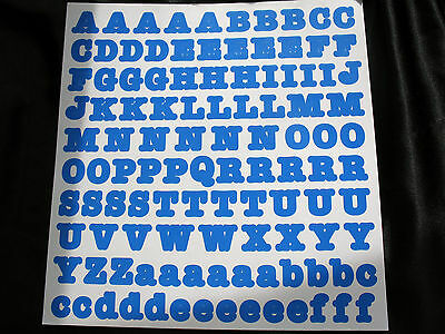 ALPHABET LETTERS, LARGE ABC/123 SCRAPBOOKING CREATIVE MEMORIES NEW COLORS - Large Alphabet Stickers