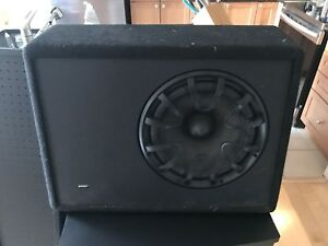 "Subwoofer 10"" energy 40$"