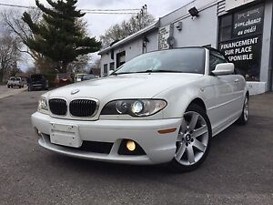 2004 BMW 325CI SPORTS PACK Cabriolet