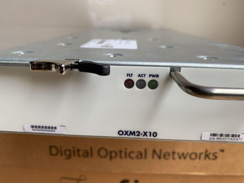 Infinera OXM2-X10