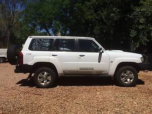 2008 Nissan Patrol Wagon Alice Springs Alice Springs Area Preview