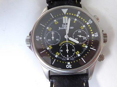 Daniel JeanRichard 25020 Chronoscope Automatic Swiss Chronograph Men's Watch