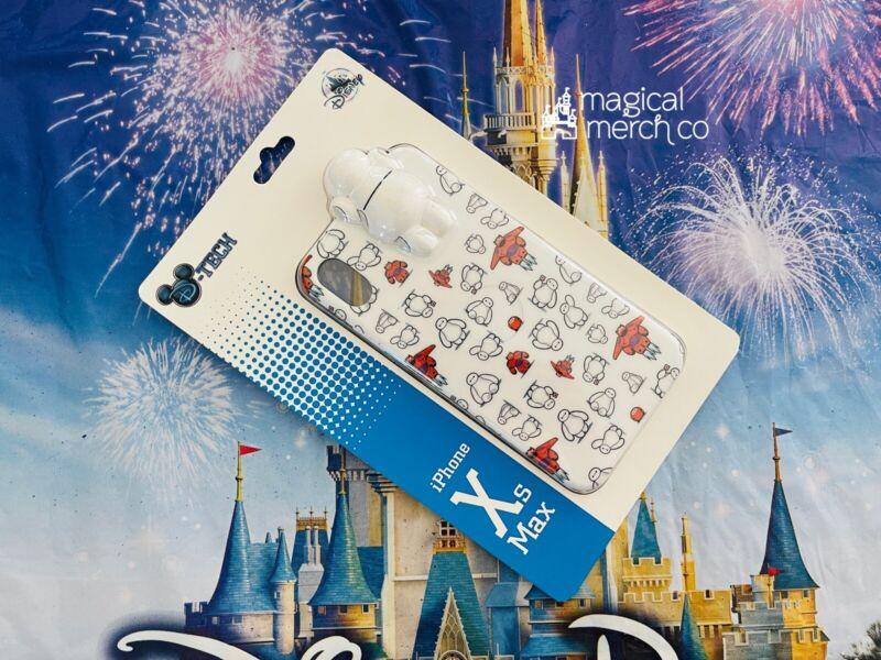 Disney DTech iPhone XS Max Baymax Big Hero 6 Phone Case