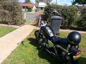 Motor bike Wellington Wellington Area Preview