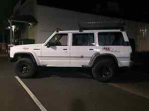 Gq patrol lifted rego 7 seater Tamworth Tamworth City Preview