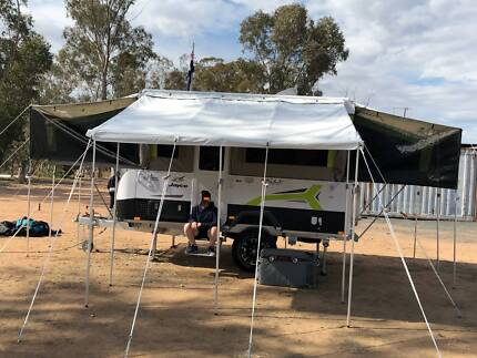Jayco Eagle Outback For Sale Dubbo Dubbo Area Preview