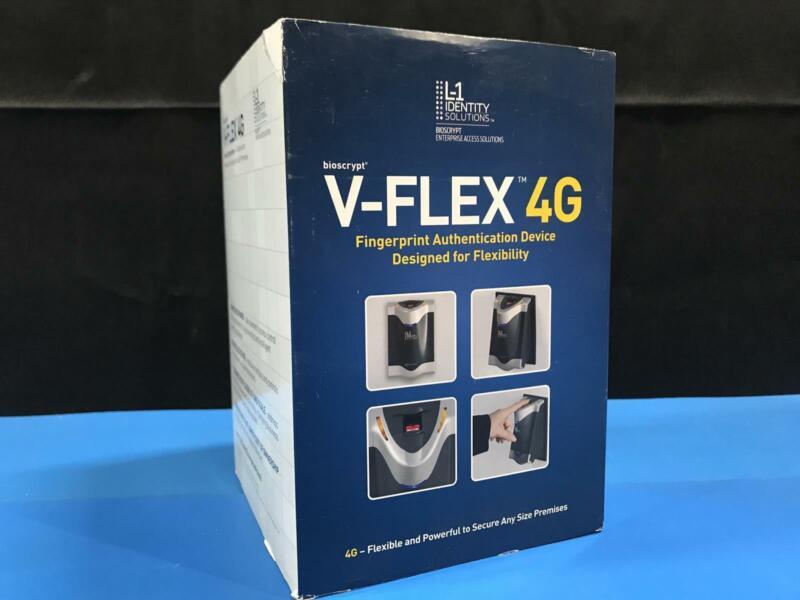 L-1 Identity Solutions V-Flex 4G Fingerprint Reader 4GFXSG