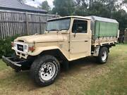 1981 Toyota Landcruiser FJ45 * SOLD Augustine Heights Ipswich City Preview