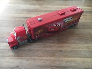 Lighting/Flash McQueen Mack truck/camion