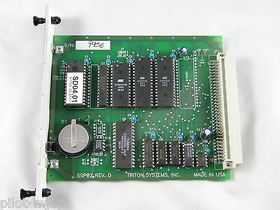 Triton 9100 Atm Memory Module 9600-2002 Board Number Ssp02 Revision D