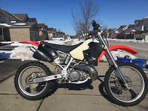 94 Honda cr250 dirtbike