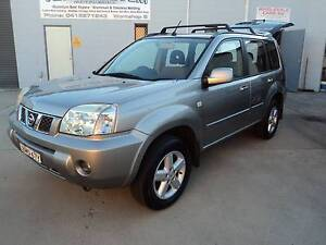 2004 Nissan X-trail Ti 4x4 Wagon Yamba Clarence Valley Preview