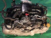 Subaru Legacy and Outback IMPREZA WRX Forester engine