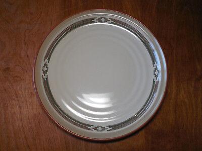 "Noritake Stoneware PUEBLO MOON 8457 Set of 3 Dinner Plates 10 1/4"" Brown A"