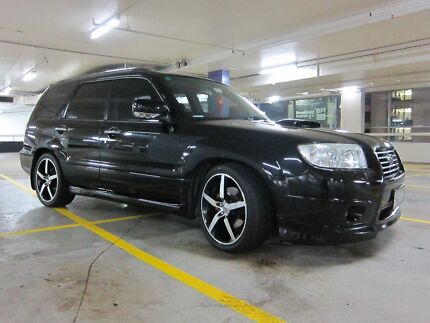 2006 Subaru Forester XT Luxury 5 Speed Manual East Killara Ku-ring-gai Area Preview