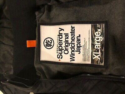 Men's Superdry Windcheater Size XL